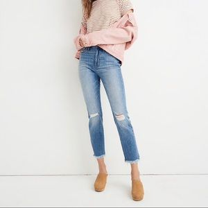 Madewell Perfect Vintage Straight Jean
